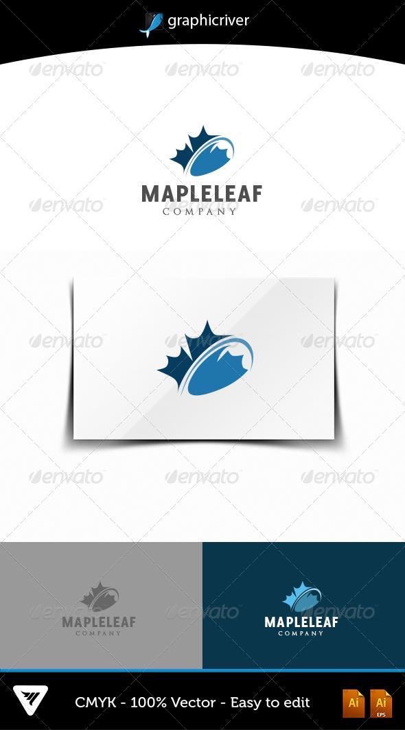 MapleLeaf - Logo Templates