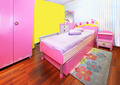Girl pink bedroom - PhotoDune Item for Sale