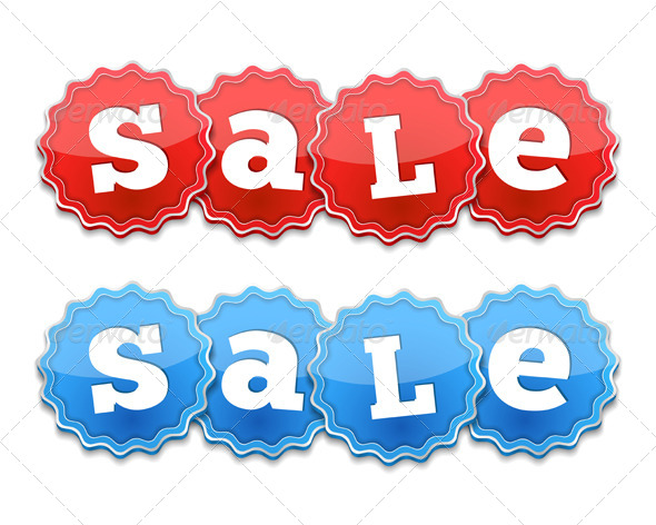 Sale Tags - Commercial / Shopping Conceptual