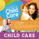 Children Care Flyer/ Magazine Ad - GraphicRiver Item for Sale