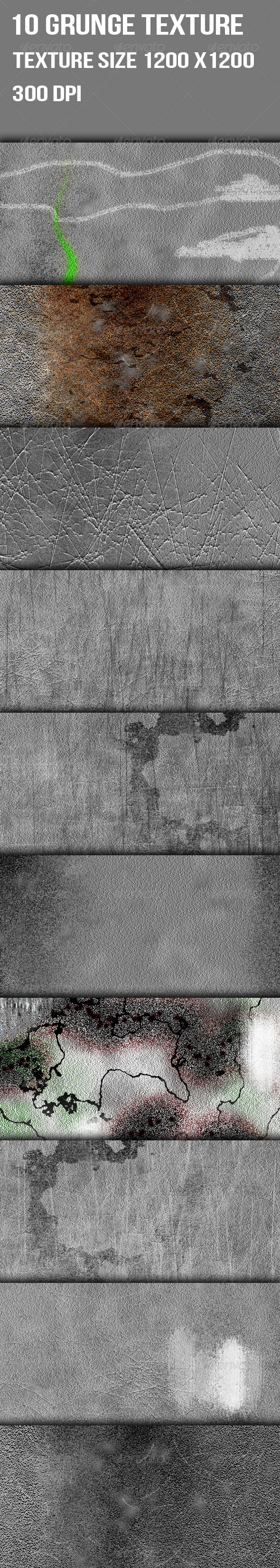 Grunge Texture - Miscellaneous Textures
