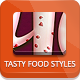 Tasty Food Styles - GraphicRiver Item for Sale