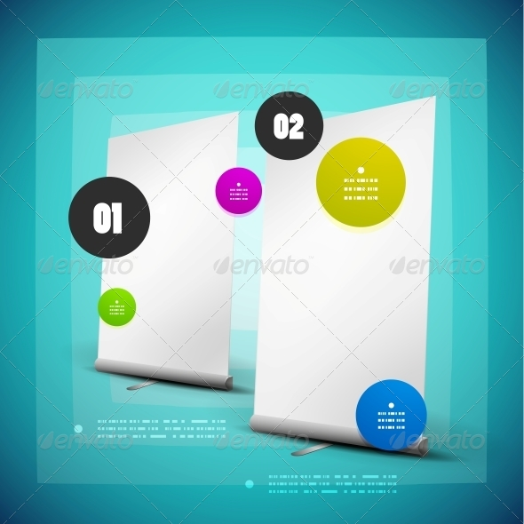 Ad Option Steps Banner - Concepts Business