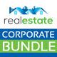 Real Estate: Corporate Business Mega Bundle - GraphicRiver Item for Sale
