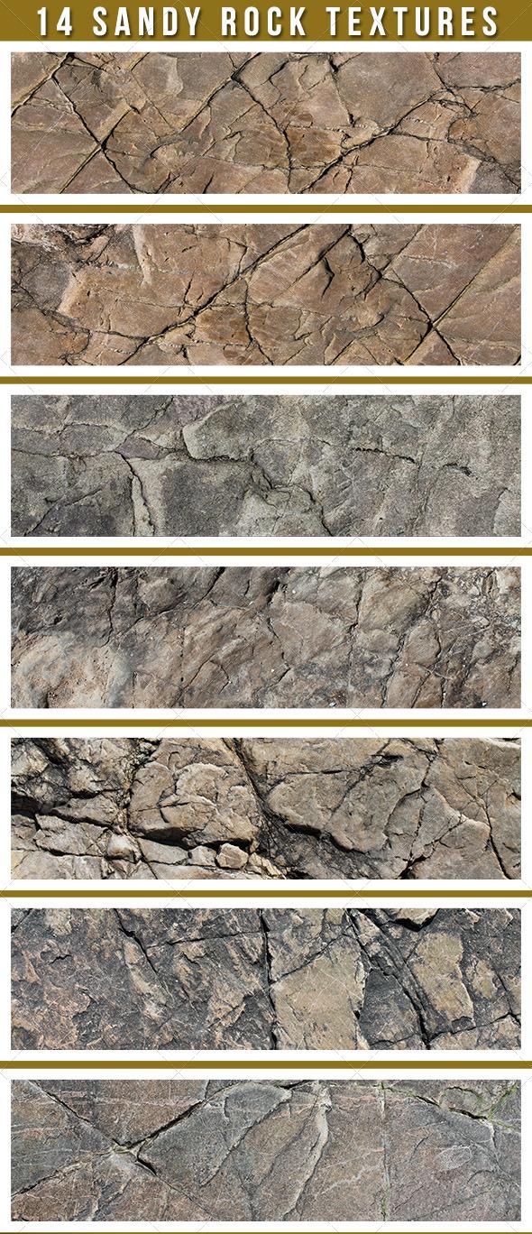 14 Sand Stone Textures - Stone Textures