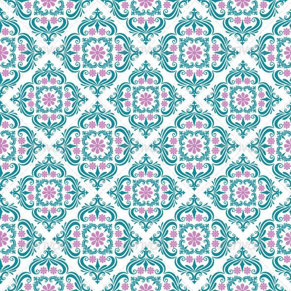 Seamless Classic Pattern 23 - Patterns Decorative