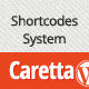 Caretta Shortcodes System - CodeCanyon Item for Sale