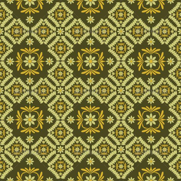 Seamless Classic Pattern 24 - Patterns Decorative