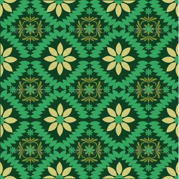 Seamless Classic Pattern 25 - Patterns Decorative