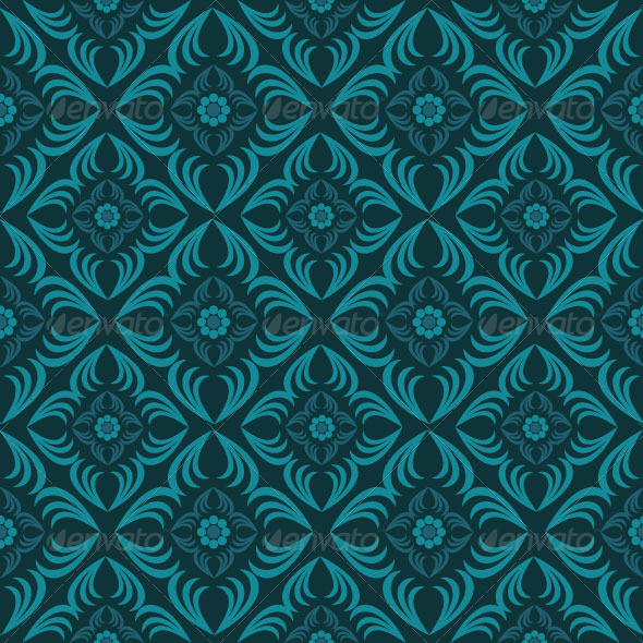 Seamless Classic Pattern 26 - Patterns Decorative