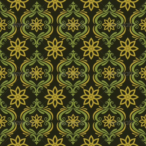 Seamless Classic Pattern 27 - Patterns Decorative