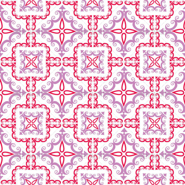 Seamless Classic Pattern 30 - Patterns Decorative