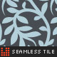 Vines Tapestry Seamless Tile - GraphicRiver Item for Sale