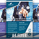 Corporate Business Flyer Vol.8 - GraphicRiver Item for Sale