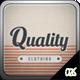 8 Square Vintage Badges II - GraphicRiver Item for Sale