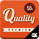 8 Square Vintage Badges  - GraphicRiver Item for Sale
