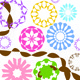 Flower Vectors Pack 2 - GraphicRiver Item for Sale