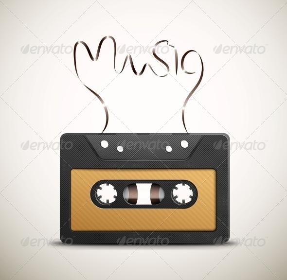 Retro Music - Retro Technology