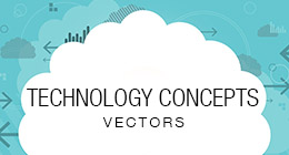 Technology Concept Vectors