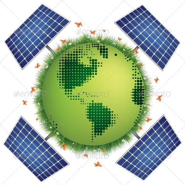 Green Planet - Miscellaneous Conceptual