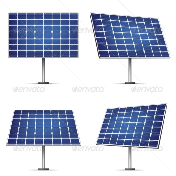 Solar Panels - Miscellaneous Conceptual
