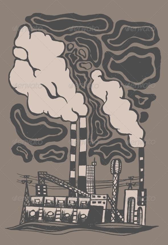 Factory - Miscellaneous Conceptual