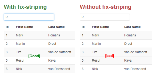 fix-striping - CodeCanyon Item for Sale