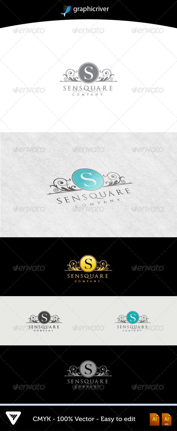 Sensquare Logo - Logo Templates