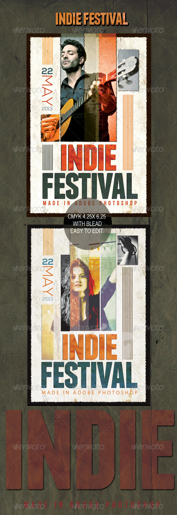 Indie Festival - Concerts Events