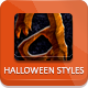 Halloween and Horror Photoshop Styles - GraphicRiver Item for Sale