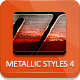 Unique Metallic Styles - Part 4 - GraphicRiver Item for Sale