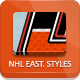 NHL Hockey Jersey Styles - Part 2 - GraphicRiver Item for Sale