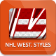 NHL Hockey Jersey Styles - Part 1 - GraphicRiver Item for Sale