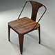 Chelsea Chair by Satelliet Netherlands - 3DOcean Item for Sale