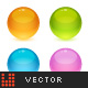 Glass Orbs - GraphicRiver Item for Sale