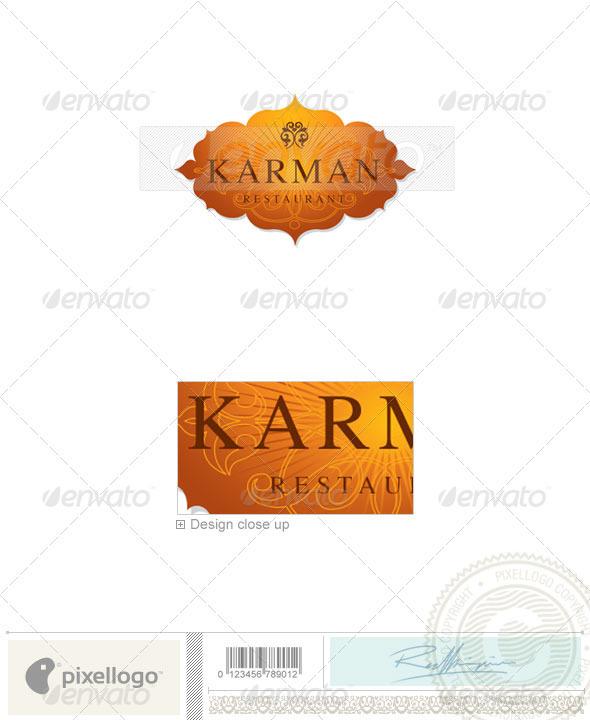 Restaurant Logo - 2338 - Restaurant Logo Templates