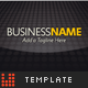 Dark Gloss Business Card - GraphicRiver Item for Sale
