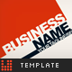 Triad Business Card Template - GraphicRiver Item for Sale