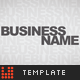 Type-o-Card - Business Card Template - GraphicRiver Item for Sale