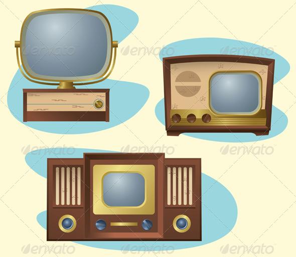 Retro TVs - Retro Technology