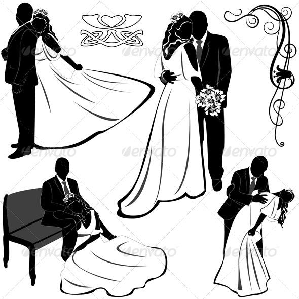 Wedding Pairs - Weddings Seasons/Holidays