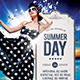 Summer Day Flyer Template - GraphicRiver Item for Sale