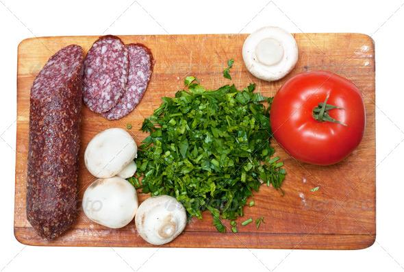 Ingredients - Stock Photo - Images