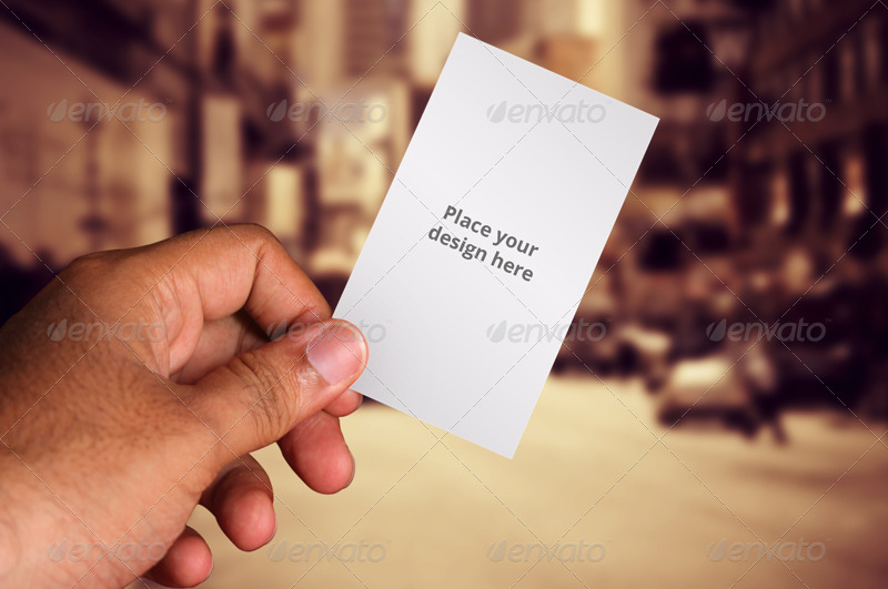 4 real hand business card mockup by indezoo graphicriver preview set01exampleg colourmoves