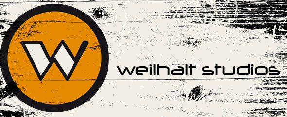 Weilhalt logo audiojungle home