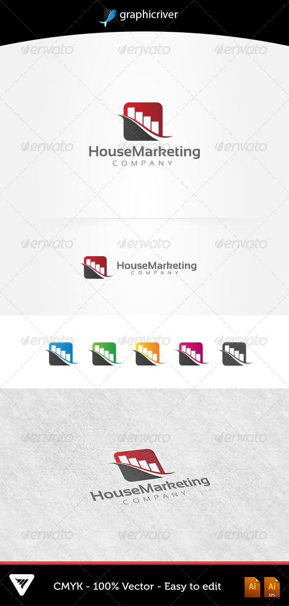 House Marketing - Logo Templates