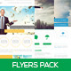 Premium Corporate Flyers Vol.2 - GraphicRiver Item for Sale