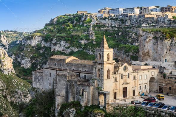 Matera, Italy - Stock Photo - Images