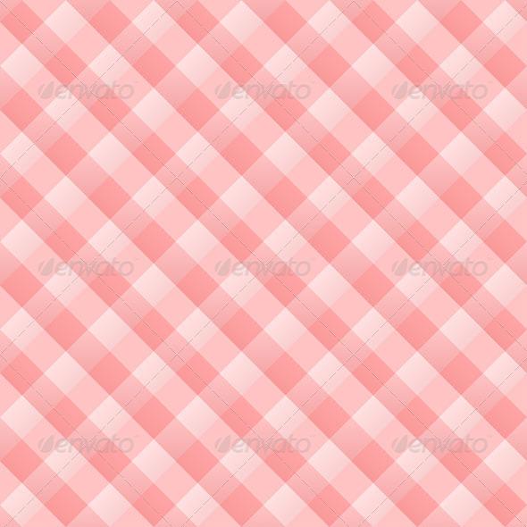 Red Kitchen Pattern - Backgrounds Decorative