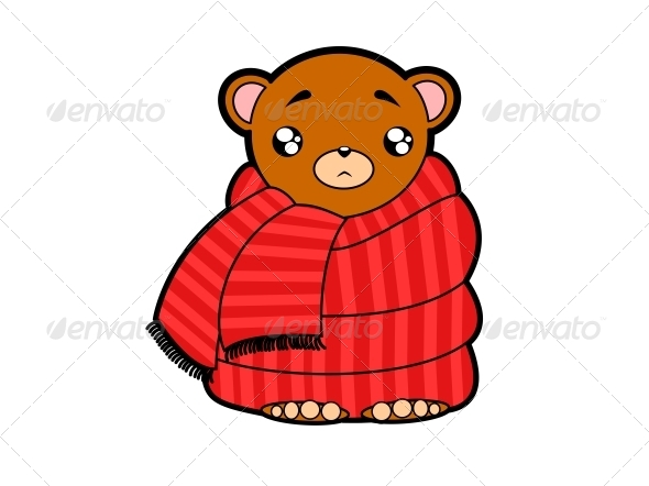 Bear - Health/Medicine Conceptual